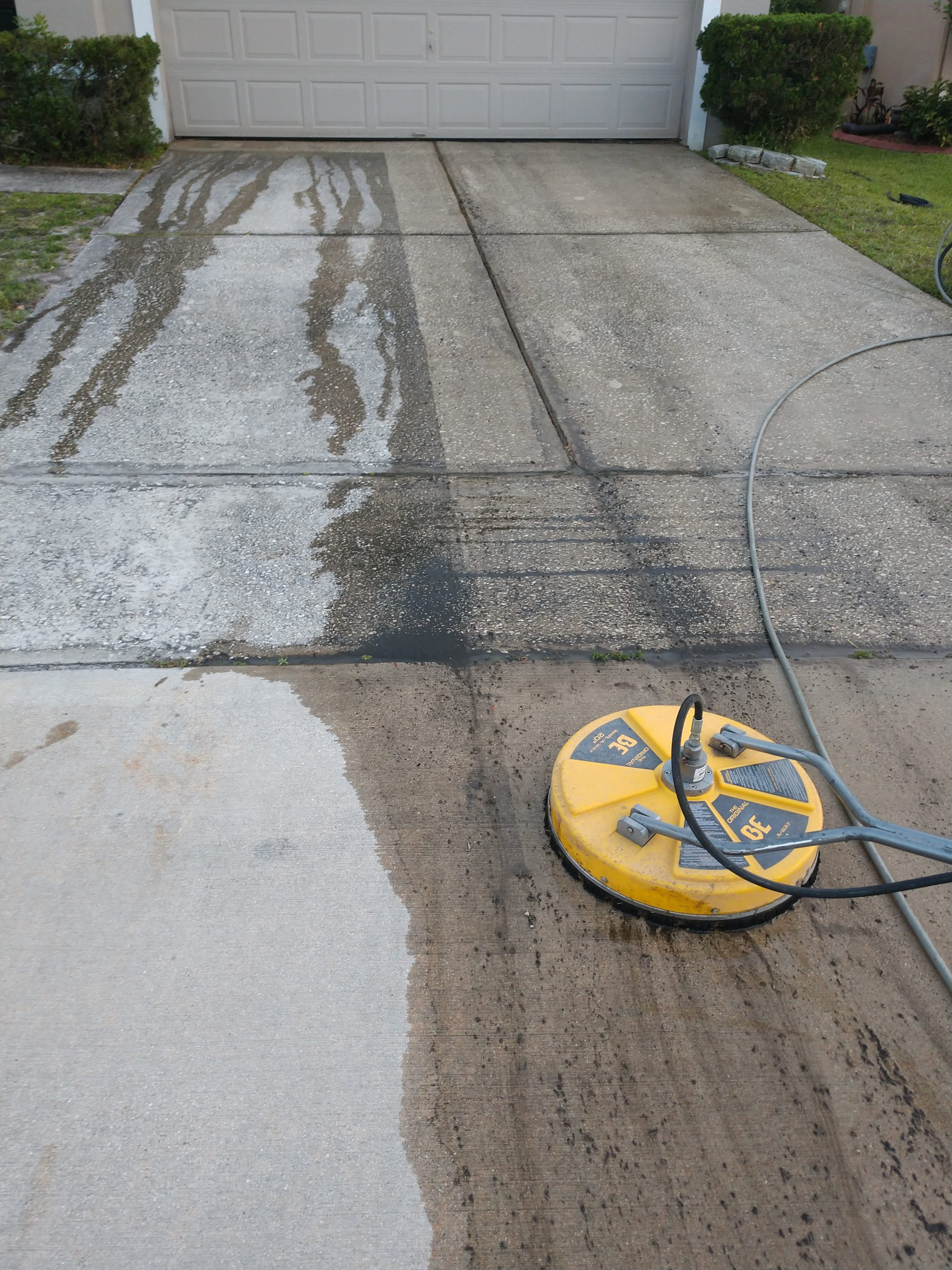 reliable pressure washing in Oviedo FL